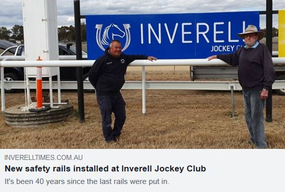 From the INVERELL TIMES