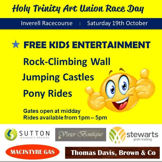 FREE Family Entertainment Saturday 30th October