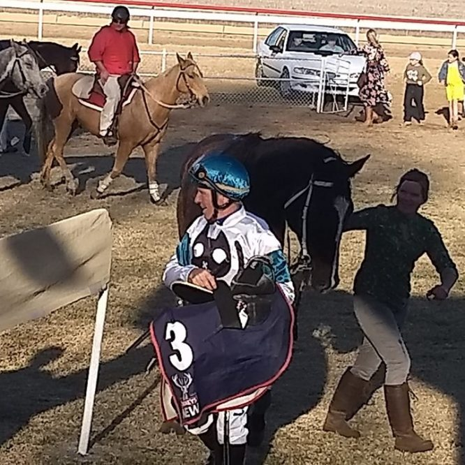 Inverell Trainers on fire