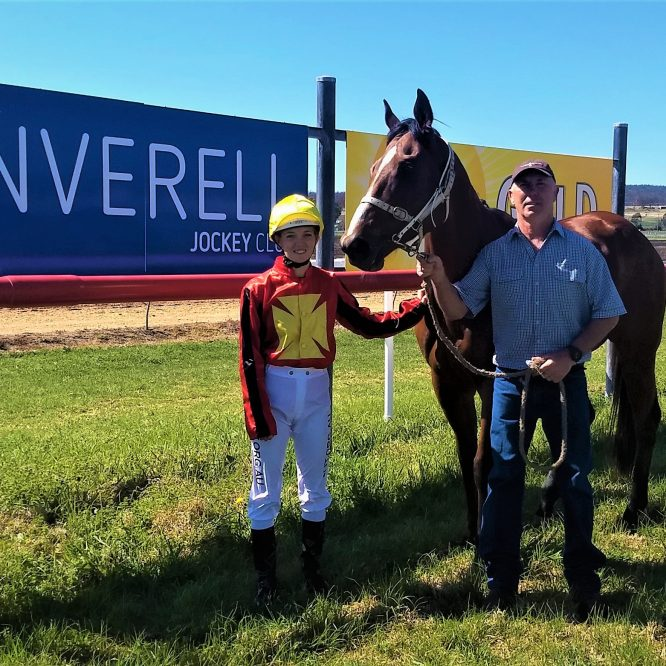 Another great result for Inverell – Second in the Class 3