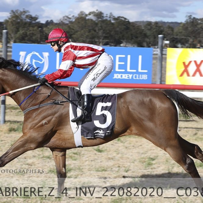INVERELL TRAINERS CONTINUE THEIR GOOD RUN