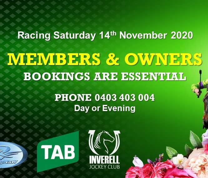 MEMBERS & OWNERS BOOK NOW