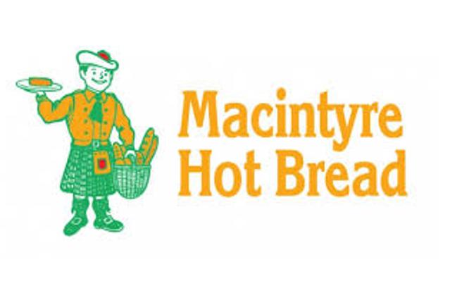 Welcome aboard Macintyre Hot Bread